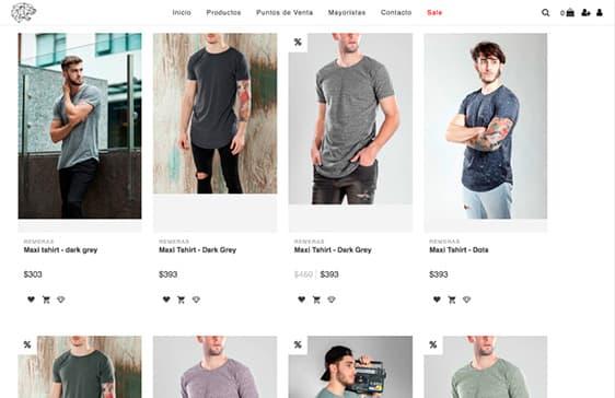 35c97634f2 Tienda online profesional con la imagen de tu marca